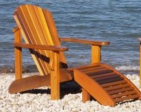 Nice Adirondak Muskoka Chairs Outdoor