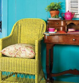 Gringo Furniture Mexican Beach Cottage Blog Room of One's Own