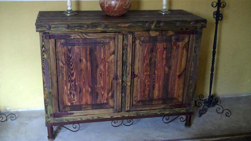 Gringo Furniture Reclaimed Wood Buffet