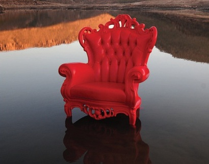 Rococo Red Outdoor Gringo Furniture