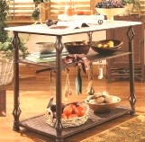 Gringo Furniture simple kitchen Island