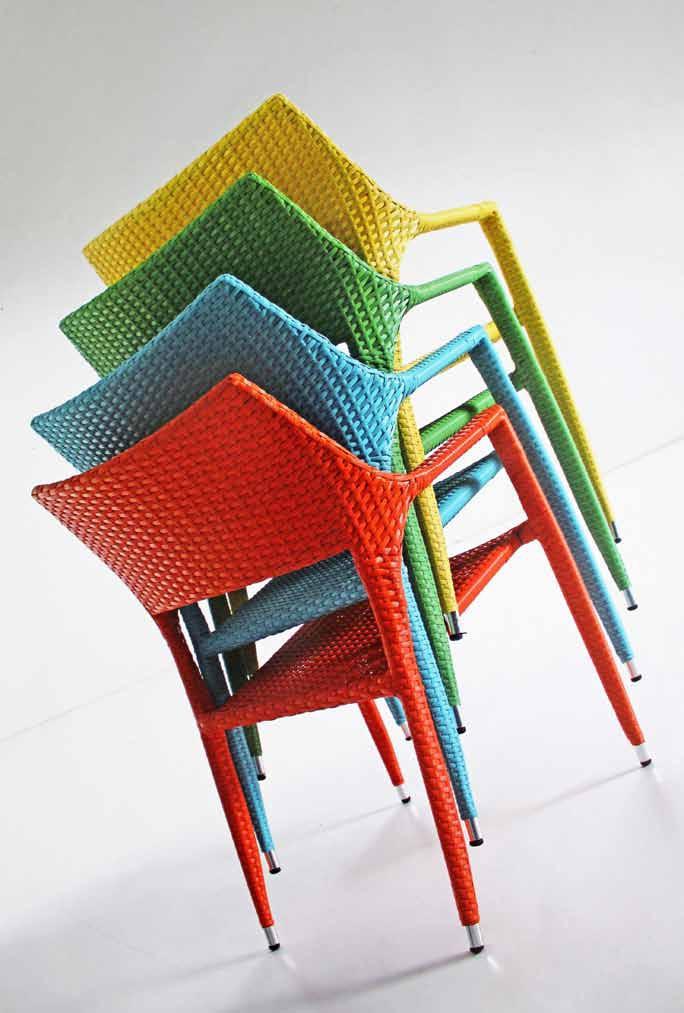 Patio / Bar : Fiesta Chairs