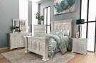 restoration bedroom suite white