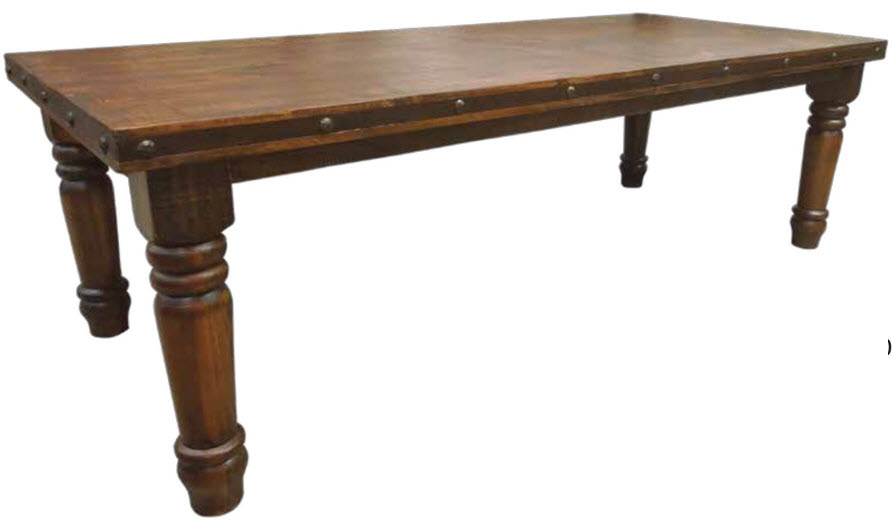 Hacienda Tuscan Dining Table