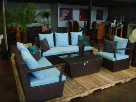 Gringo Furniture Zihuatanejo Sectional